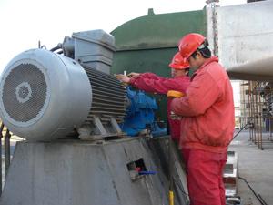 甲醇厂生产运行部检修工作亮点纷呈--中国石油