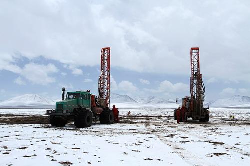 柴达木盆地三湖地区是青海油田勘探的主力目标