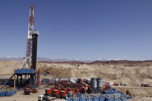 塔里木油田技术攻关解放低产层--中国石油新闻中心