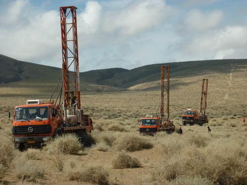 塔里木盆地加大油气勘探力度