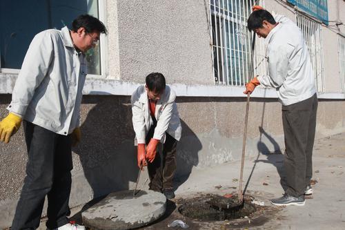 大庆石化矿区对社区进行全面维修--中国石油新闻中心