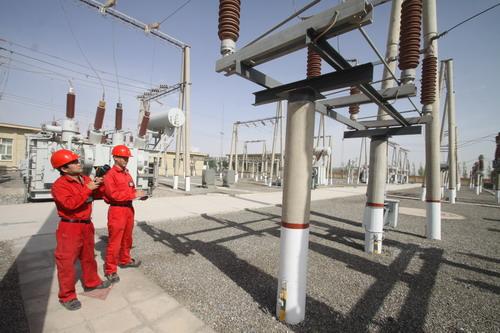 塔里木油田油气生产技术部加强用电管理--中国石油
