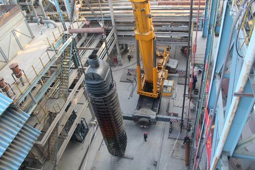 抚顺石化工建公司注重科技创新