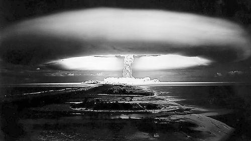 1951年开始在土壤中发现的来自原子能武器测试的钚