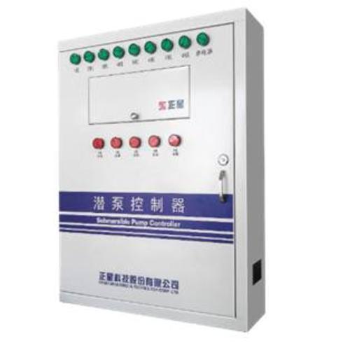 电气控制柜安放在配电室内,用于控制潜油泵启停并为整站设备配电